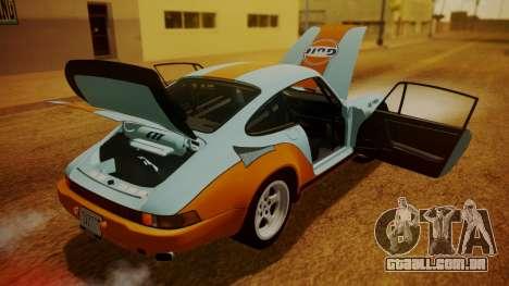 FRU FRU RUF Ctr yellowbird (911) 1987 АПП FIV para GTA San Andreas