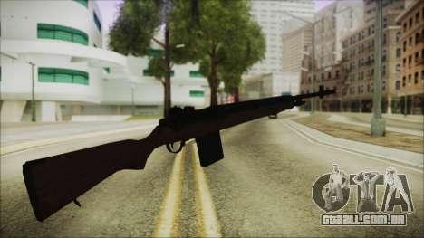 H&R Arms M14 para GTA San Andreas segunda tela