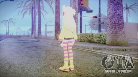 Spika [Pangya] para GTA San Andreas terceira tela