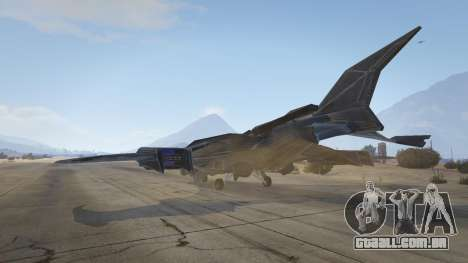 GTA 5 Batwing quarto screenshot