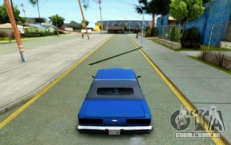 ENB for Medium PC para GTA San Andreas oitavo tela