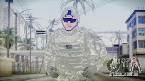 CODE5 USA para GTA San Andreas