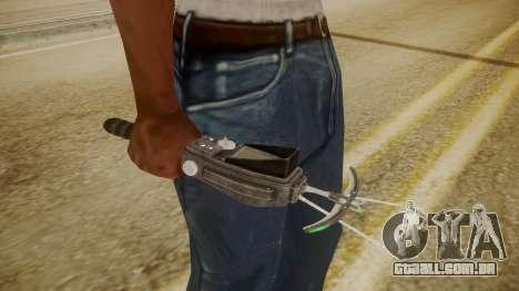 GTA 5 Detonator para GTA San Andreas terceira tela