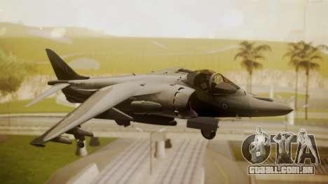 AV-8B Harrier Hellenic Air Force HAF para GTA San Andreas