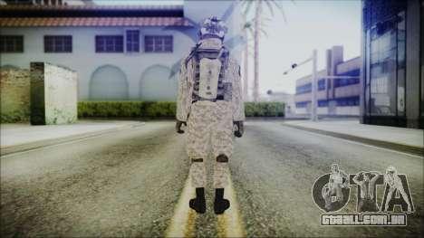 CODE5 Afghanistan para GTA San Andreas terceira tela