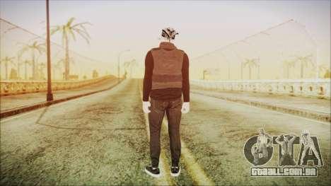 GTA Online Skin Random 2 para GTA San Andreas terceira tela