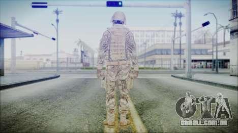 CODE5 India para GTA San Andreas terceira tela
