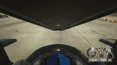 GTA 5 Batwing quinta imagem de tela