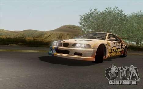 Amazing Graphics para GTA San Andreas quinto tela