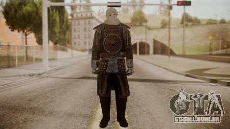 Boyar Knight - 17th Century para GTA San Andreas segunda tela
