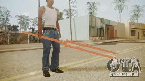 Spear of Longinus para GTA San Andreas