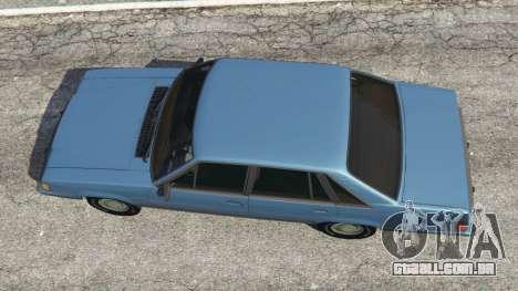 GTA 5 Ford LTD LX 1985 voltar vista