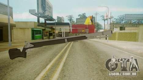 GTA 5 Rifle para GTA San Andreas segunda tela