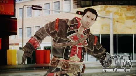 Shay Patrick Cormac - Assassins Creed Rogue para GTA San Andreas