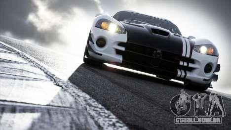 Sportcars Loadscreens para GTA San Andreas por diante tela