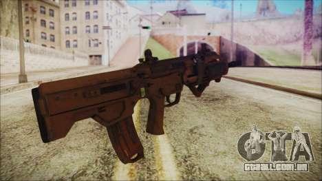 MSBS para GTA San Andreas segunda tela