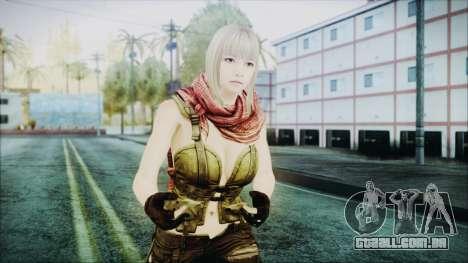 Mila from Counter Strike para GTA San Andreas