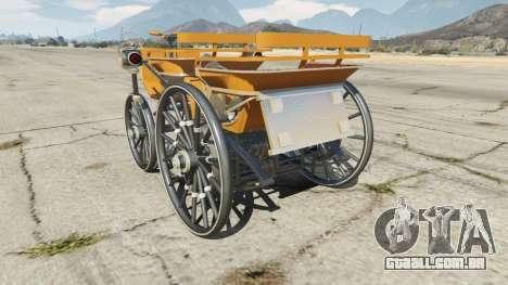 Daimler 1886 [colors] para GTA 5