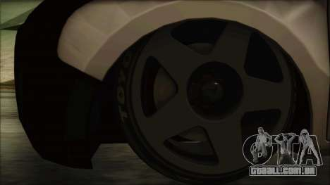 Peugeot Bipper para GTA San Andreas vista direita