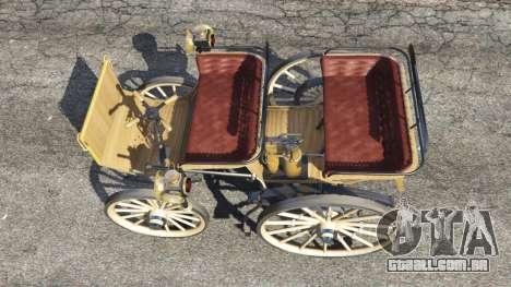 GTA 5 Daimler 1886 [wood] voltar vista