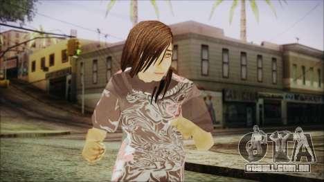Home Girl Chola 3 para GTA San Andreas
