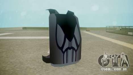 GTA 5 Parachute para GTA San Andreas segunda tela