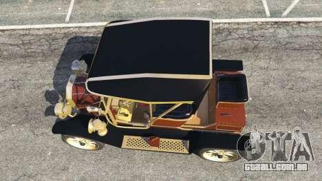 GTA 5 Ford Model T [two colors] voltar vista