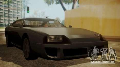 Jester FnF Skin 2 para GTA San Andreas vista traseira