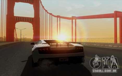 Amazing Graphics para GTA San Andreas oitavo tela