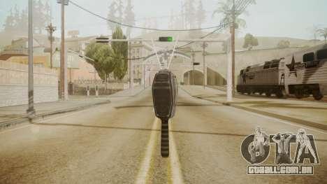 GTA 5 Detonator para GTA San Andreas segunda tela
