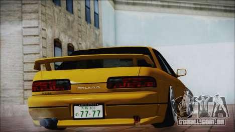 Nissan Onevia Type-X para GTA San Andreas esquerda vista