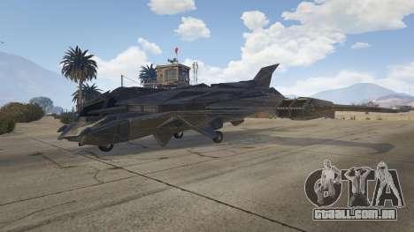 GTA 5 Batwing segundo screenshot