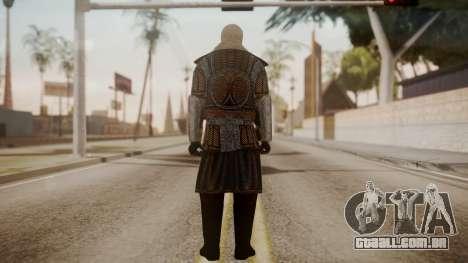 Boyar Knight - 17th Century para GTA San Andreas terceira tela