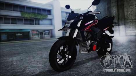 Honda CB150R Black para GTA San Andreas