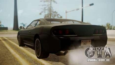 Jester FnF Skin 2 para GTA San Andreas vista direita