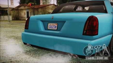 GTA 5 Albany Washington para GTA San Andreas vista direita