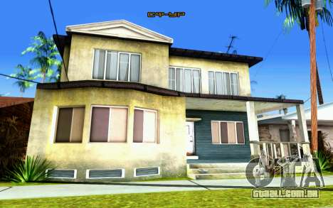 ENB for Medium PC para GTA San Andreas décimo tela