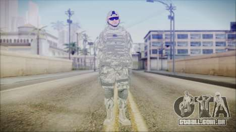 CODE5 USA para GTA San Andreas segunda tela