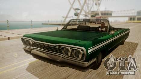 Savanna FnF Skin para GTA San Andreas