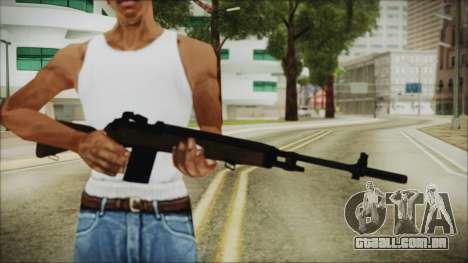 H&R Arms M14 para GTA San Andreas terceira tela