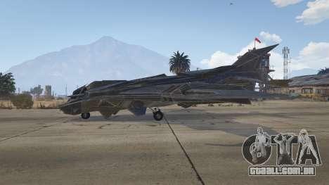 GTA 5 Batwing terceiro screenshot