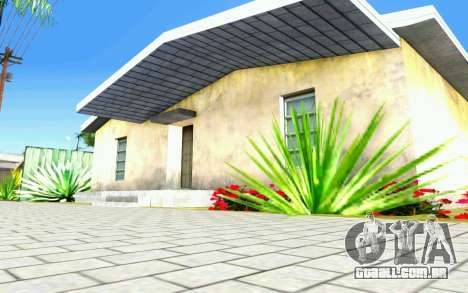 ENB for Medium PC para GTA San Andreas terceira tela