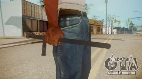 GTA 5 Night Stick para GTA San Andreas terceira tela