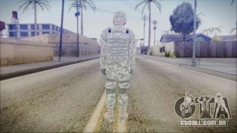 CODE5 USA para GTA San Andreas terceira tela