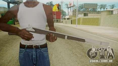GTA 5 Rifle para GTA San Andreas