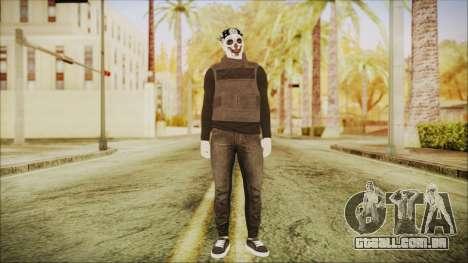 GTA Online Skin Random 2 para GTA San Andreas segunda tela