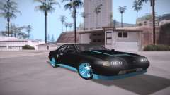 Elegy DRIFT KING GT-1 (Stok wheels) para GTA San Andreas