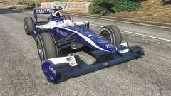 Williams FW32 para GTA 5