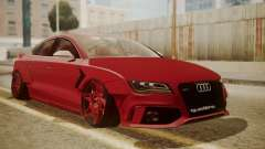 Audi RS7 X-UK L3D