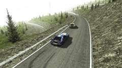 Stelvio Pass Drift Track